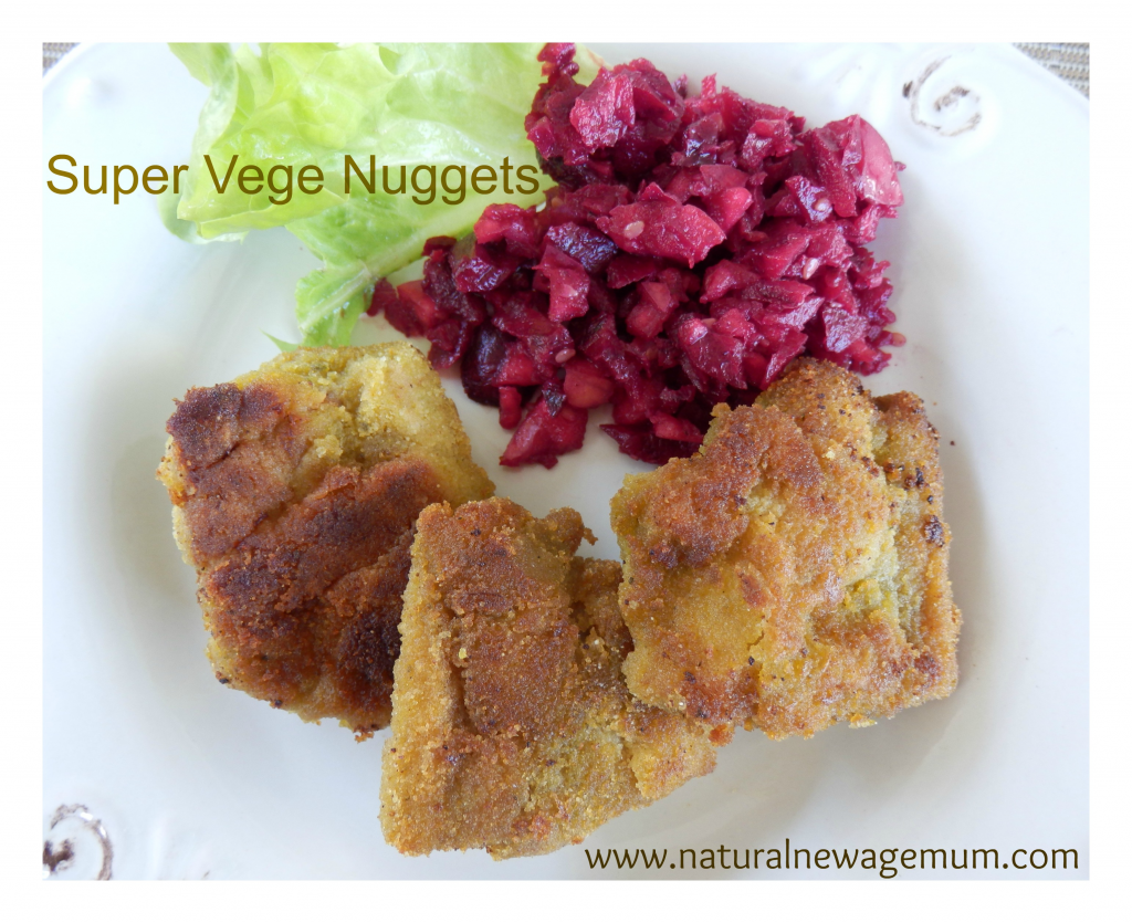Super Vege Chicken Nuggets