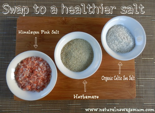 Are you eating a healthy salt?
