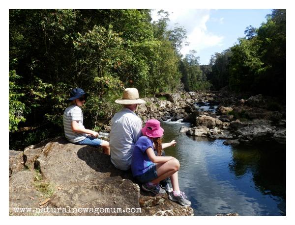 Obi Obi Creek Sunshine Coast