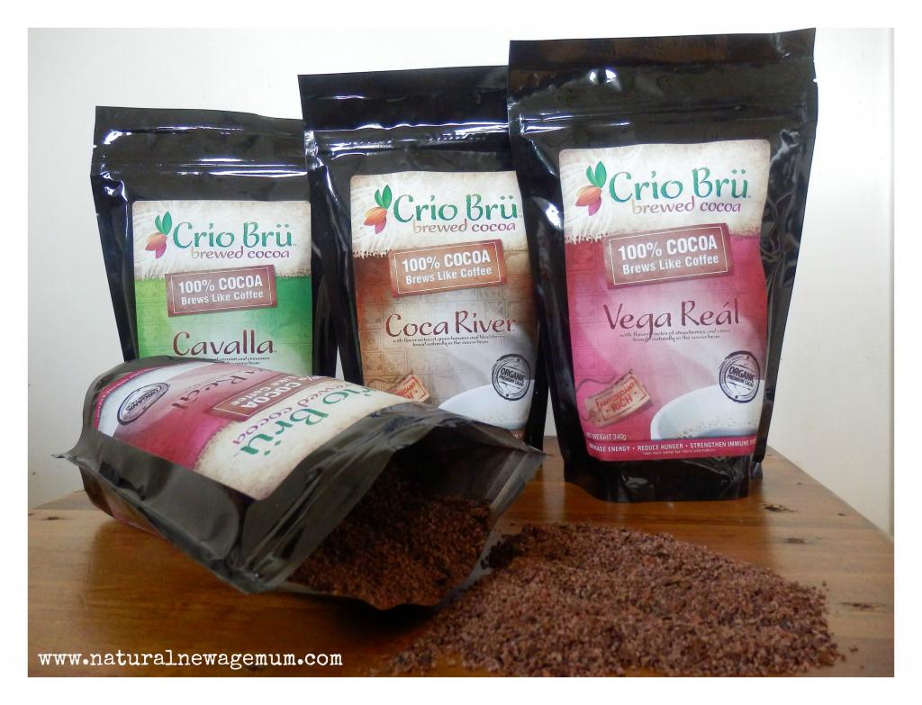 Crio Bru Brewed Cocoa