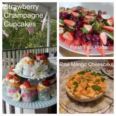 healthy bbq desserts
