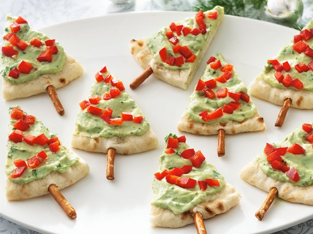 Xmas Tree Savouries