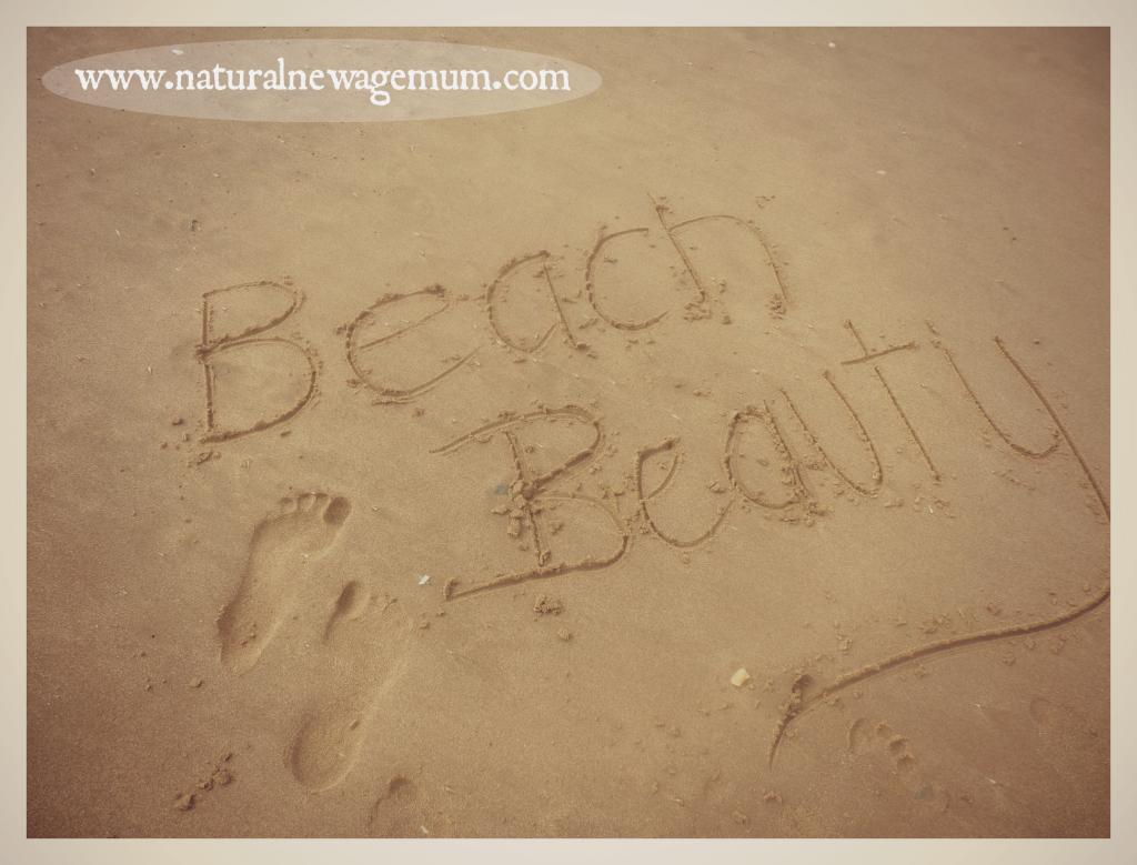 Free beach beauty treatments!