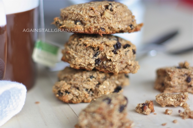 Six healthy biscuits for lunchboxes