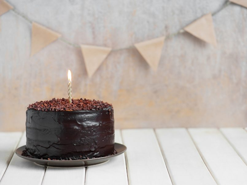 Six Healthy Birthday Cakes