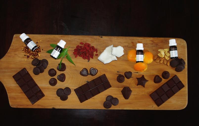 7 sensational recipes for healthy chocolate