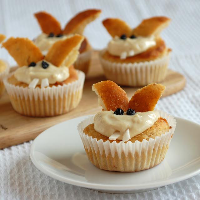 gallery- bunny cupcakes