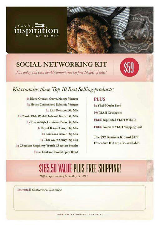 2013-05-28 $59 business yiah kit