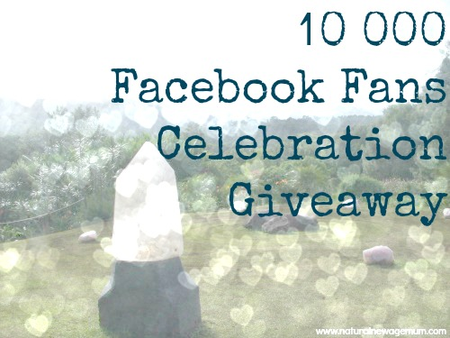 10 000 Facebook Fans Celebration Giveaway
