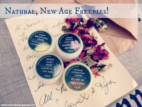 Natural, New Age Freebies!