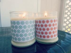 Unwind Healing Candles