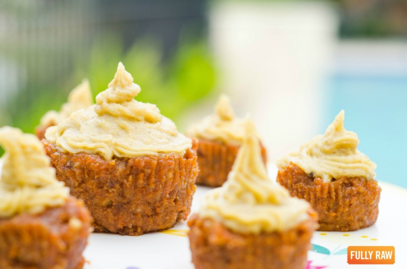 Carrot-Cupcakes