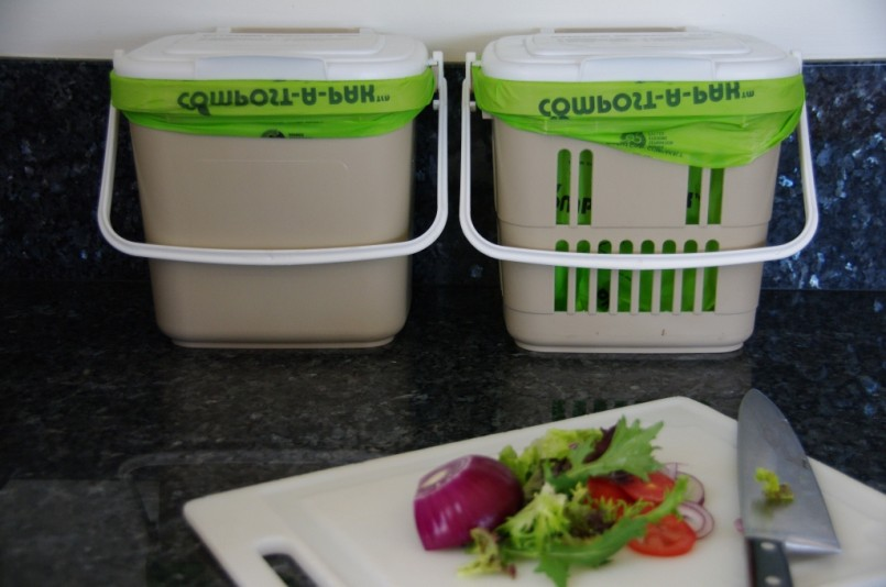 Compostable-Waste