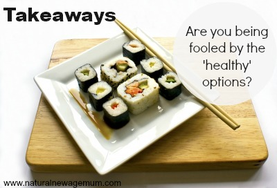 Takeaways: Are you being fooled by the 'healthy' options?