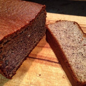 Paleo Banana Bread from The Nourished Psychologist