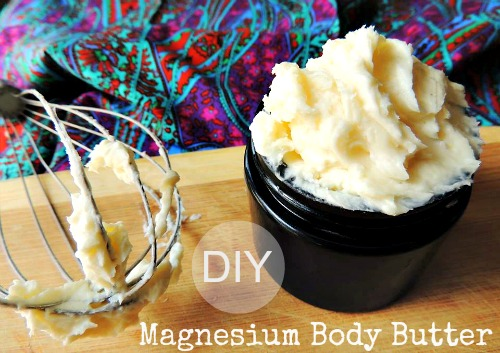diy mag body butter