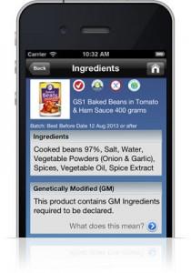 IngredientLists