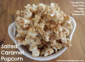 Salted Caramel Popcorn NNAM