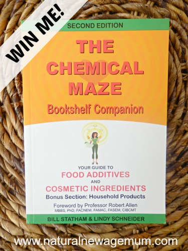 The Chemical Maze Bookshelf Companion Review and Giveaway