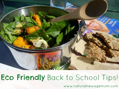 Eco-friendly back to school tips!