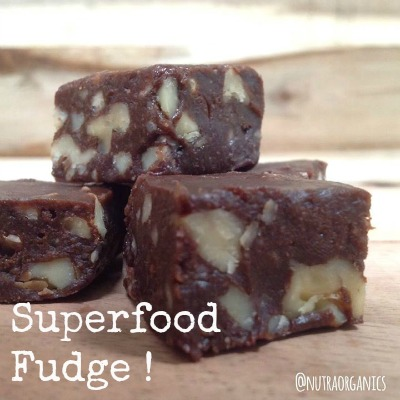 Superfood Fudge