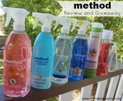 method review and giveaway