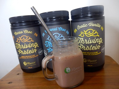 Thriving Protein Powder