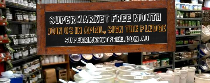 Natural New Age Mums Chat About… Supermarket Free Month