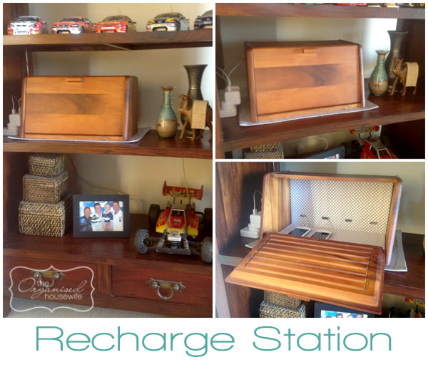 The Love List March (TOH Recharge Station)