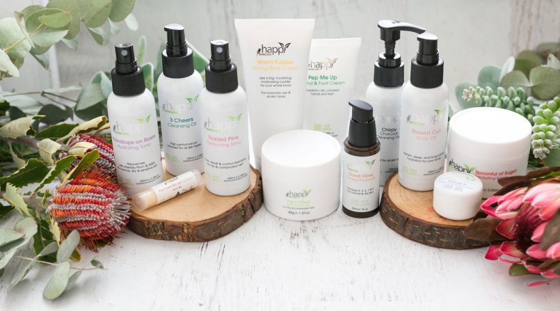 Happy Skincare Review and Giveaway