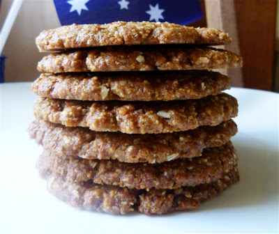 Quirky Cooking Anzacs
