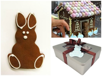 Healthy Easter Guide 2014 - Gingerbread Folk