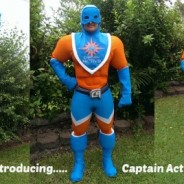 Introducing…. Captain Active! (and a giveaway)