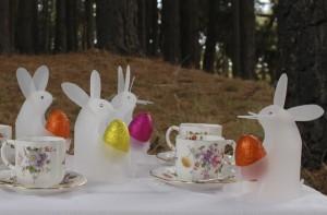 cover photo for Milk Bottle Easter Bunny