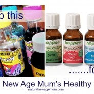 Healthy Swaps – Food Colouring