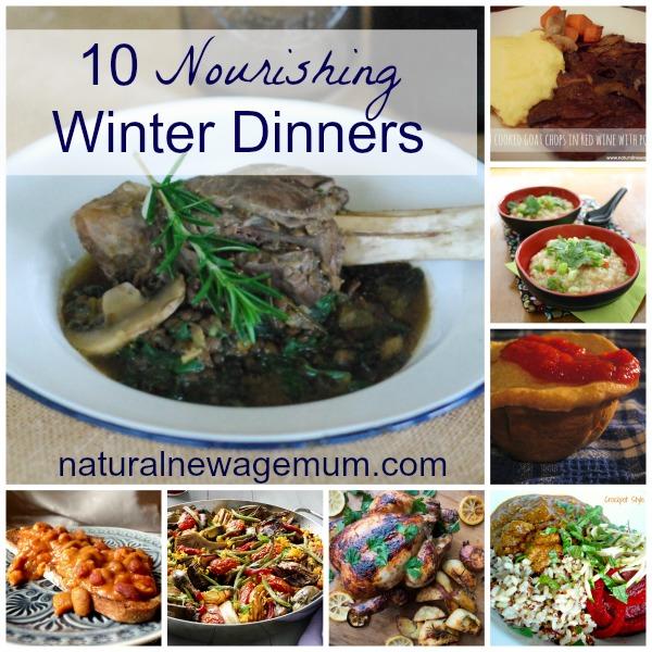 10 Nourishing Winter Dinners