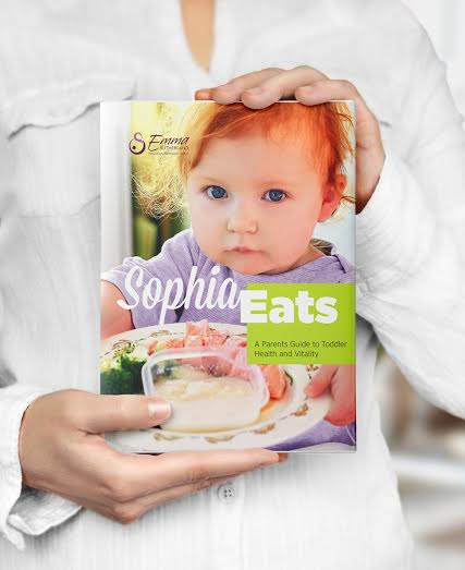 Sophia Eats – A book review and giveaway.