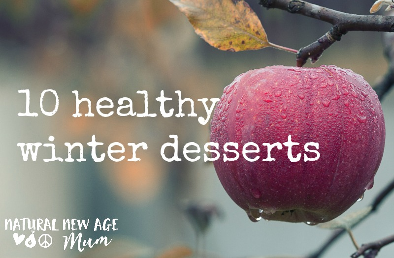 10 Healthy Winter Desserts