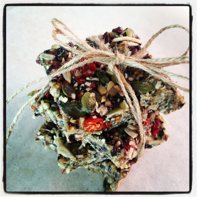 Nourishing Hub - Raw Superfood Slice