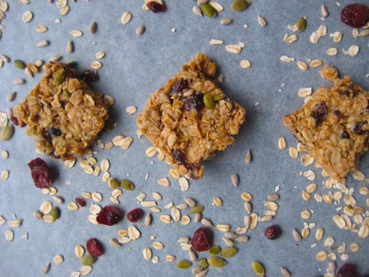 Homemade Muesli Bars - Wholefood Mama