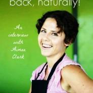 How I healed my back, naturally!
