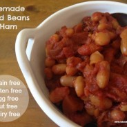 Homemade Baked Beans with Ham