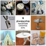 16 Awesome Handmade Christmas Gifts