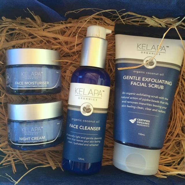 Kelapa Organics Skincare