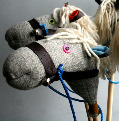 DIY Hobby Horse