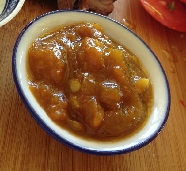Mango Chilli Chutney