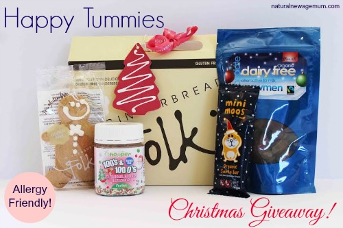 Happy Tummies Christmas Hamper Giveaway!
