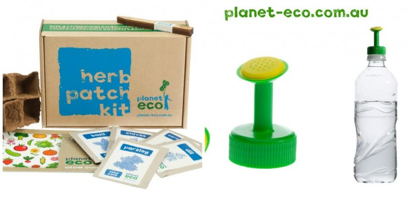 Planet Eco Herb Patch Kit
