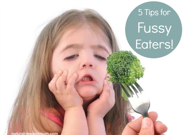 5 Tips for Fussy Eaters