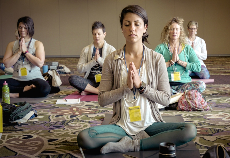 Only skinny people do yoga (and other misconceptions)